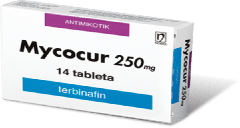 Mycocur Tableta 250mg 14 Tableta